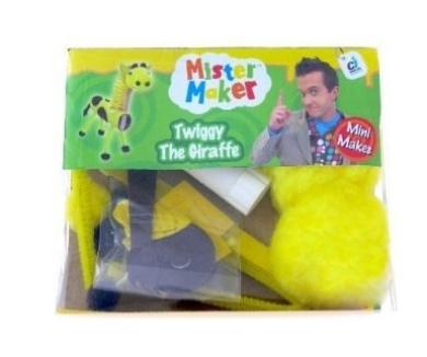 Mister Maker Honeycomb Giraffe