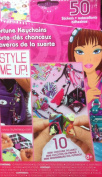 Style Me Up Fortune Key Chains Kit