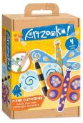 Artzooka Flying Clothespins