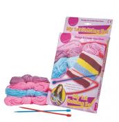 My First 1st Knitting Set Childrens Craft Kit