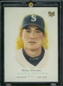 2006 Topps Allen & Ginter #252 Kenji Johjima Seattle Mariners Baseball Rookie Card -