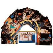 2010 / 2011 Donruss Basketball MIAMI HEAT Team Set -10 Cards Including LeBron James, Dwyane Wade, Chris Bosh, Udonis Haslem, Mike Miller, Mario Chalmers, Juwon Howard, Carlos Arroyo and more!