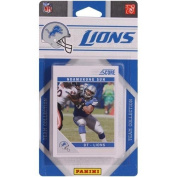 2011 Score Detroit Lions Factory Sealed 12 Card Team Set. Players Include Shaun Hill, Ndamukong Suh, Nate Burleson, Matthew Stafford, Louis Delmas, Alphonso Smith, Jahvid Best, Calvin Johnson, Brandon Pettigrew, Mikel Leshoure, Nick Fairley and Titus Y ..