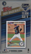 2011 Topps Limited Edition San Diego Padres Baseball Card Team Set (17 Cards) - Not Available In Packs