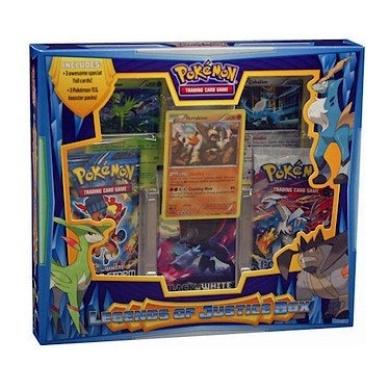 Pokemon Legends of Justice Box