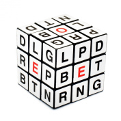 Funtime Gifts Cube Words Puzzles