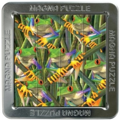 Cheatwell Games 3d Magna Puzzle (Tree Frogs)