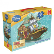 Jake and The Never Land Pirates Shaped Floor Jigsaw Puzzle