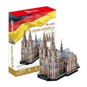 """CubicFun 3D Puzzle """"Cologne Cathedral - Cologne"""""""