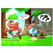 Jigsaw Puzzle - 200 Pieces - Maxi - Asterix at the Olympic Games