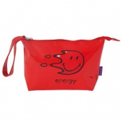 Happy Colours Energy vinyl beauty bag