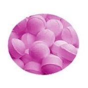 Raspberry Scented Bath Marbles Fizzers Mini Bombs 10g