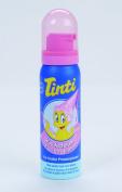 PINK Coloured Bath Foam - TINTI - 75ml
