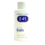 E45 Bath Oil 500ml