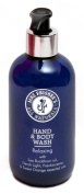 Relaxing Hand & Body Wash with Sea Buckthorn Oil, Neroli, Frankincense & Sweet Orange