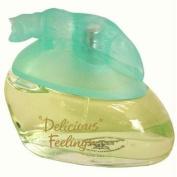 Gale Hayman Delicious Feelings Eau De Toilette Spray - 50ml/1.7oz