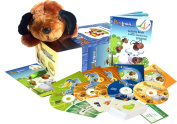 Spanish for Kids - PetraLingua Spanish Language Course for Children 3-10 with DVDs, CDs, Activity Book