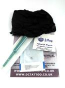 DCTattoo DERMAL PIERCING Rivet Implant Skin Diver Sterile Kit