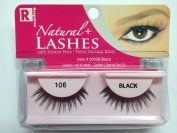 Response Natural Lashes Number 106