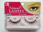 Response Natural Lashes Number 102
