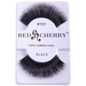 RED CHERRY FALSE EYELASHES 101