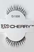 RED CHERRY FALSE EYELASHES D/008