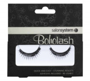 False Eyelashes Chic Lace Effect+ Eyelash Glue Adhesive
