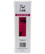 Tint Lash Eyelash and Eyebrow Protective Sheets Protects from Staining includes 96 Sheets