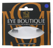 Sue Marsh Eye Boutique Black Blue Short Half Lash