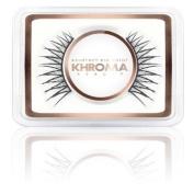 Kardashian Khroma Make Up False Eyelashes - Bardot Lashes with glue