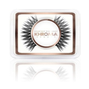 Kardashian Khroma Make Up False Eyelashes - Flirt Lashes with glue