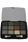 EYE COMPACT! 12 EYESHADOW COMPACT WITH MIRROR! BEAUTY GIFT SET! PERFECT XMAS STOCKING FILLER!