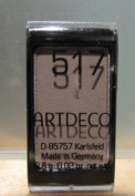 Eyeshadow Matt colours of Artdeco - 517 matte chocolate brown-.