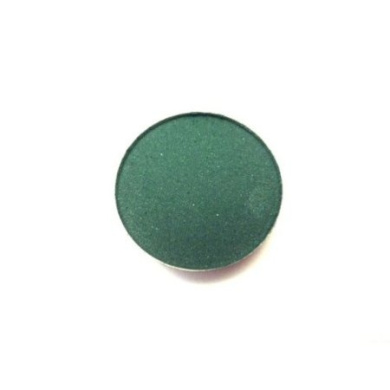 Unity Cosmetics Eyeshadow bright green (refill), hypoallergenic and fragrance-free