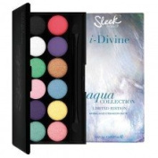 Sleek i-Divine Eyeshadow Palette - Limited Edition Aqua Collection - Lagoon