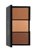 Sleek Face Form Contouring & Blush Palette - Medium