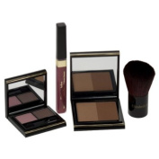 Completely Bronzed by Elizabeth Arden Duo Bronzing Powder, Duo Beauty Eyeshadow, Lipgloss & Brush