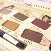 The Balm 12 Eyeshadow Palette - Nude'tude