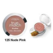 TRUE MATCH Blush 125 Nude Pink
