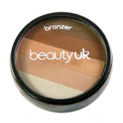 Beauty Uk Striped Bronzer 11g