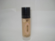 BOOTS 17 HIDE & CHIC ANTI FATIGUE FOUNDATION 30ML SOFT IVORY