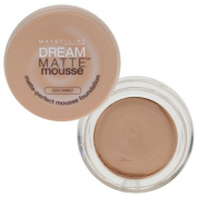 Dream Matte Mousse by Maybelline 020 Cameo