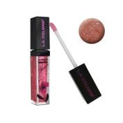 LA colour Jellie, Shimmer Sparkle Lip Gloss-Nude