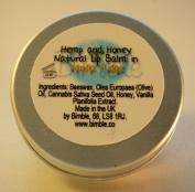 Bimble Hemp and Honey Natural Lip Balm 10g- Vanilla Fudge Flavour