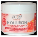 Hyaluron, Caviar & Red-Grape Anti-Wrinkle Lifting Day & Night Cream for Ages 50 to 65+