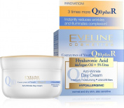 Eveline Cosmetics - Q10 Anti-Wrinkle Day Cream for Normal and Dry Skin & Also Sensitve Skin - 50ml *HYPOALLERGENIC *