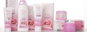 moisturising CREAM 24h - SPF 15*ROSE & PEARL EXTRACT* 24-h skin moisturising