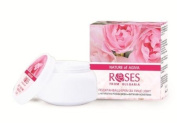 NOURISHING CREAM LIGHT ROSES * With Natural Rose Water and Vitamin Complex * 50ml