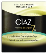 Olaz (Olay) Anti-Ageing Care Total Effects Day Cream Unscented 50 ml Pot