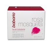 Babaria Rosa Mosqueta / Musk Rose Oil 24 Hour Moisturising Face Cream with SPF 15 50ml